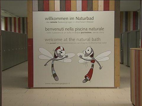 Video: «Giornata internazionale dell'ambiente: visita guidata alla Piscina naturale di Gargazzone»