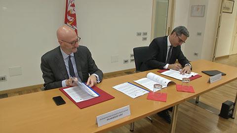 Video: «Accordo Provincia-Poste Italiane, grande traguardo per l'autonomia»