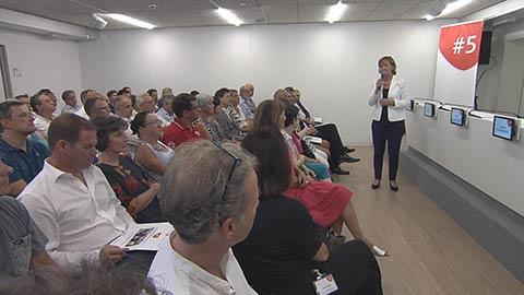 Video: «Gesundheit, Soziales, Arbeit: Die Person im Mittelpunkt»