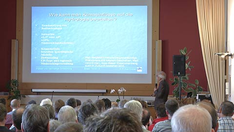 Video: «IV° Forum sull'acqua potabile, 19.03.2015, Nalles (BZ). G.News Production»