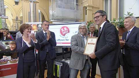 Video: «Giornata dell'autonomia: Alto Adige solidale e responsabile»