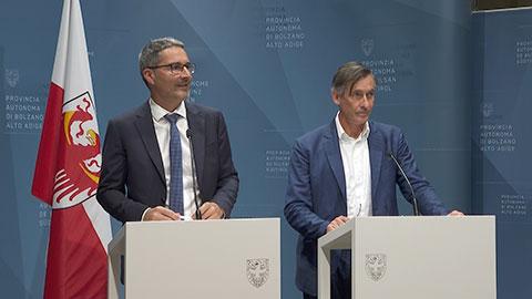 Video: «Beschlüsse der Landesregierung vom 23.07.2019»