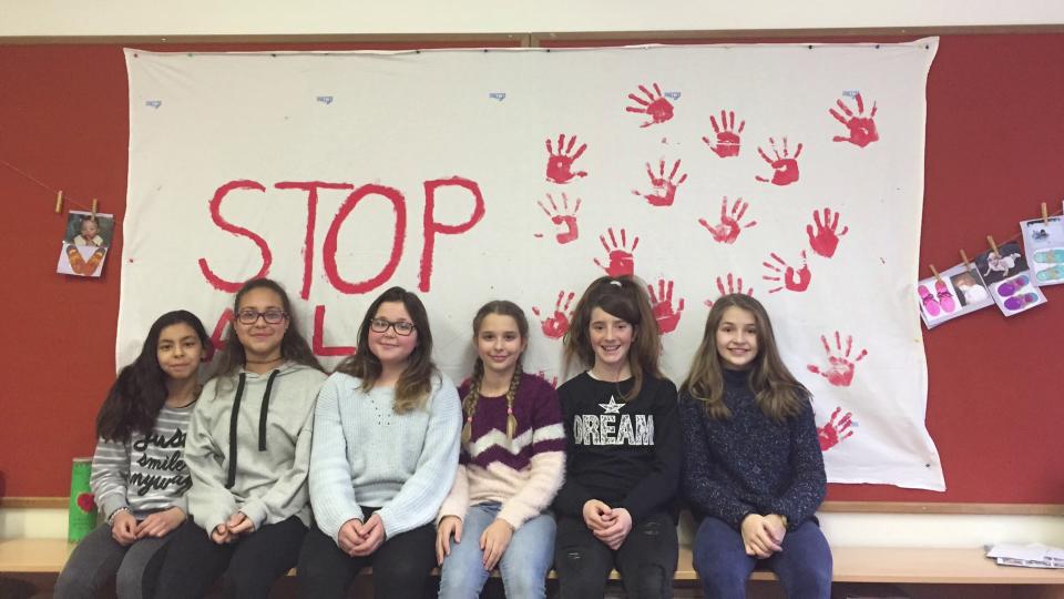 Video: «Stop alla violenza sulle donne»
