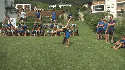 Video: «Euregio Sport Camp: ancora una volta un grande successo»