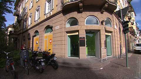 Video: «Eröffnung des neuen Sitzes der Bibliothek Claudia Augusta»