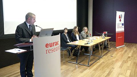 Video: «Euregio: Die Rolle der Gemeinden bei der grenzüberschreitenden Zusammenarbeit»