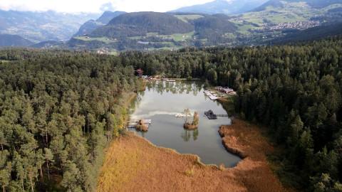 Video: «Völser Weiher, den ökologischen Zustand wiederherstellen. G.News Production»