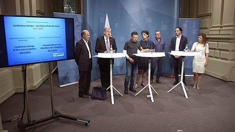 Video: «Scuola italiana, tedesca e ladina: tante le soddisfazioni e le nuove sfide»
