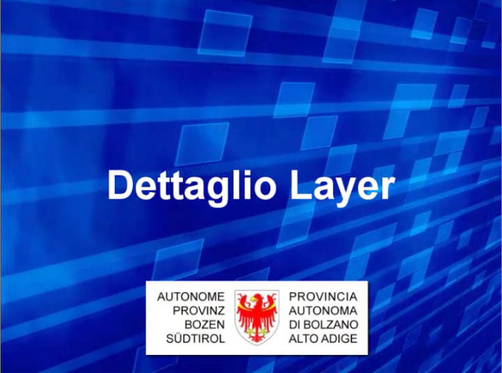 Video: «3.2 Dettaglio layer»