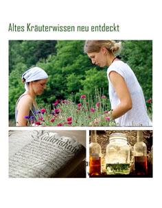 Video: «Altes Kräuterwissen neu entdeckt»