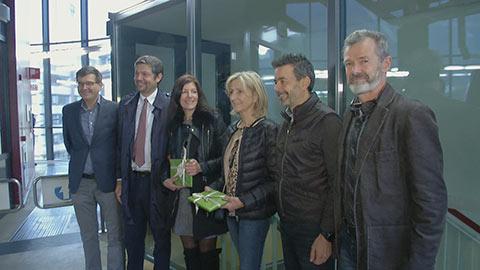 Video: «Funivia del Renon: 10 milioni di passeggeri»