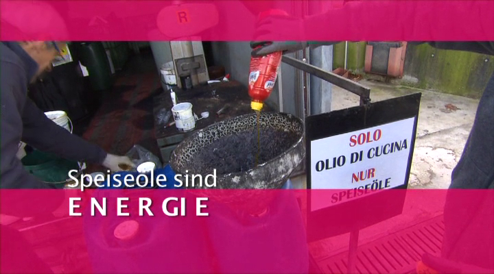 Video: «Speiseöle sind Energie»