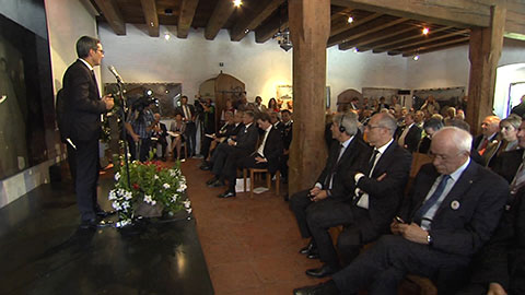 Video: «Tag der Autonomie auf Schloss Sigmundskron»