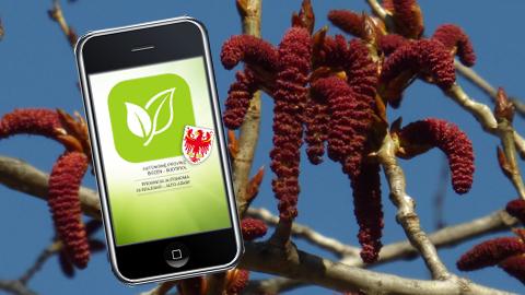 "Video: «Immer informiert mit der ""Pollen-app"". Radiospot. Radio Media International Srl»"