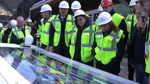 Video: «Verkehr: Gemeinsam an Lösungen für den Brennerkorridor arbeiten»