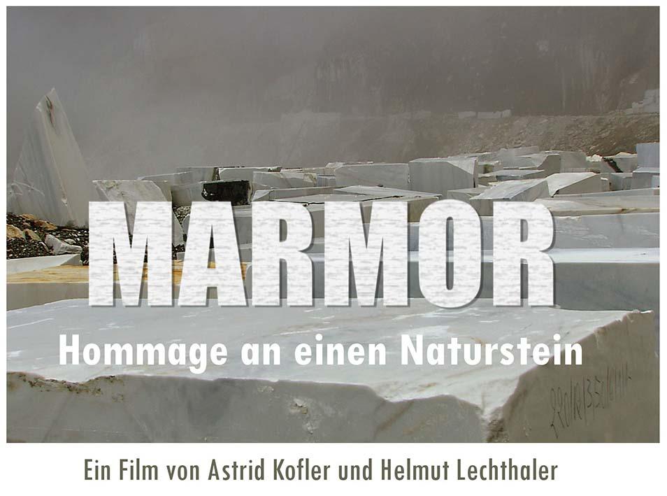 Video: «Marmor - Hommage an einen Naturstein»