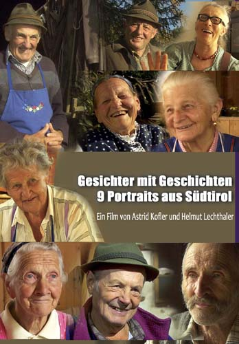 Video: «Gesichter mit Geschichten. 9 Portraits aus Südtirol»