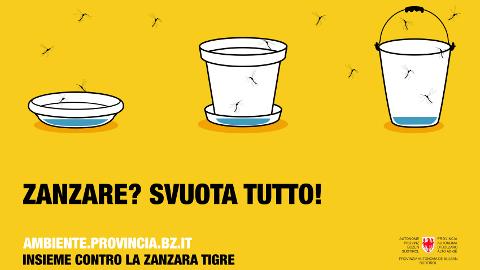 Video: «Zanzara tigre: insieme possiamo fermarla! Spot radiofonico. NoiStudio Srl.»