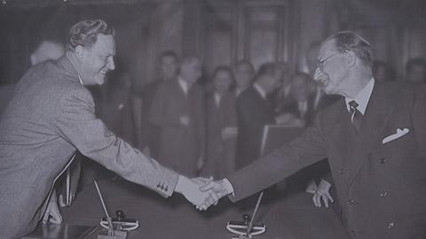 """Video: «""""70 Jahre Pariser Vertrag - Fakten, Folgen, Fragen""""»"""