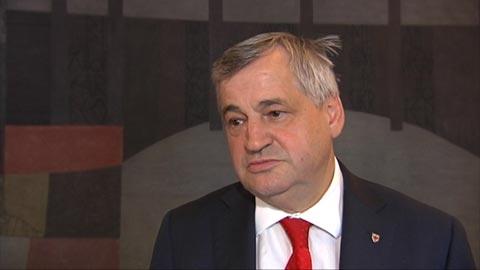 Video: «L assessëur Florian Mussner sun la mpurtanza de Panorama per i ladins»
