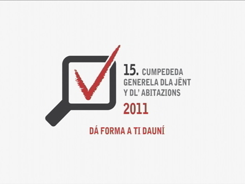 Video: «Cumpededa dla jënt 2011 cun detlarazion de grupa de rujeneda»