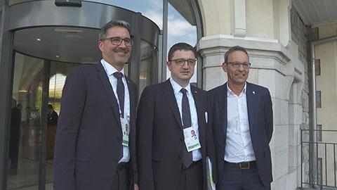 Video: «Winterolympiade 2026: Die Südtiroler Delegation ist nach Lausanne unterwegs»