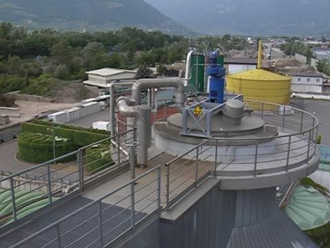 Video: «Giornata delle porte aperte all'impianto di depurazione delle acque di Merano a Sinigo»