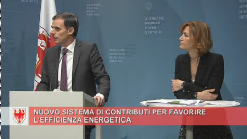Video: «Nuovi incentivi energetici. GNews Production»