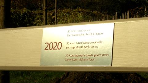 Video: «La commissione pari opportunità compie 30 anni»