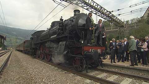 Video: «150 Jahre Brennerbahn: Eine historische europäische Bahnverbindung»