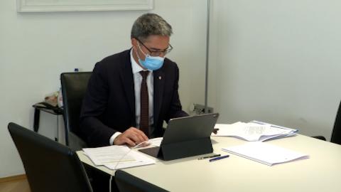 Video: «Coronavirus: nuove misure di contenimento del contagio»