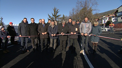 Video: «Inaugurata la circonvallazione di S. Andrea»