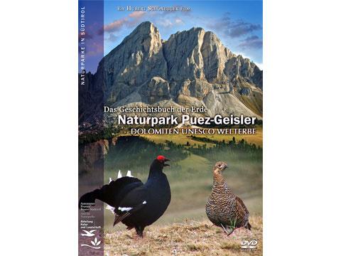 Video: «Naturpark Puez-Geisler - Das Geschichtsbuch der Erde»