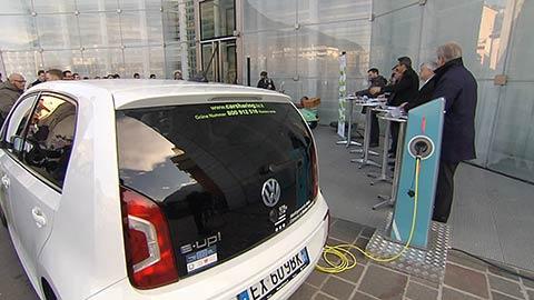 Video: «Nachhaltige Mobilität: Ankaufsprämien für e-Fahrzeuge»