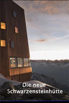 Video: «Die neue Schwarzensteinhütte»