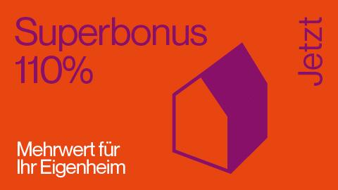 Video: «Superbonus 110% JETZT!»