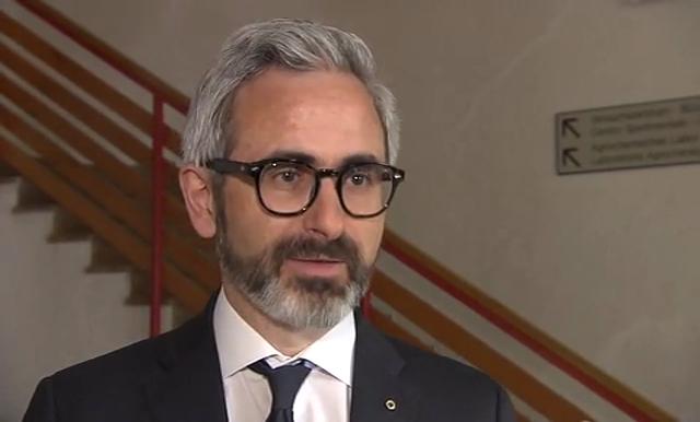 Video: «Interview Michael Oberhuber zu EFRE-Projekten an der Laimburg»