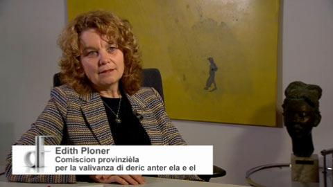 Video: «dF - das Frauenmagazin - 03.2016 (in ladinischer Sprache)»