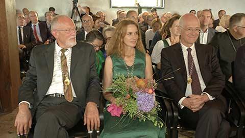 Video: «Grande Ordine di Merito della Provincia Autonoma di Bolzano»