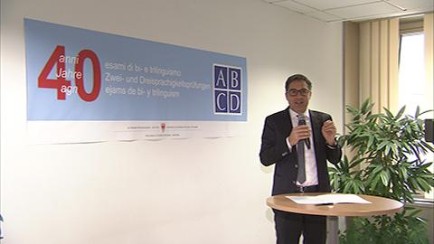 Video: «40 Jahre Zweisprachigkeitsprüfungen»