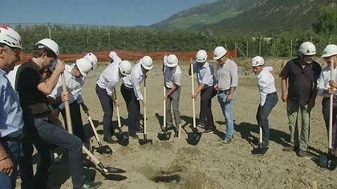 Video: «Sarà migliorata la fornitura di energia elettrica in Val Venosta»