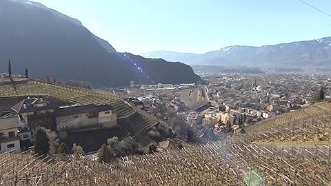 Video: «Licht und Schattenseiten der Luftqualität in Südtirol. GNews Production»