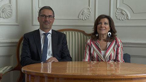 Video: «Landeshauptmann Kompatscher trifft Senatspräsidentin Casellati: Autonomiedialog»