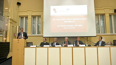 Video: «Die Zukunft der EU-Agrarpolitik im Fokus der Europaregion»