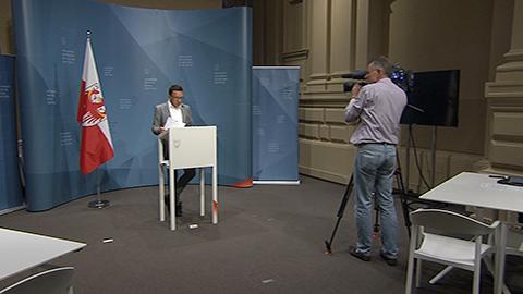 Video: «Beschlüsse der Landesregierung vom 22.08.2017»