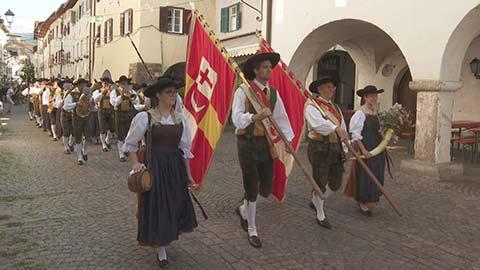 Video: «Festa dell'Euregio a Egna: 21 settembre 2019»