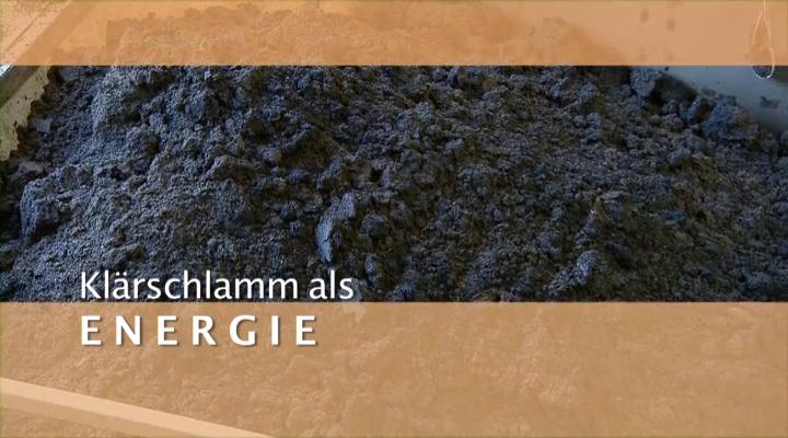 Video: «Klärschlamm als Energie»