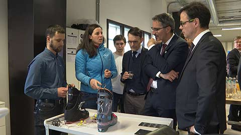 Video: «Forschungs- und Innovationsstrategie für intelligente Spezialisierung - RIS3»
