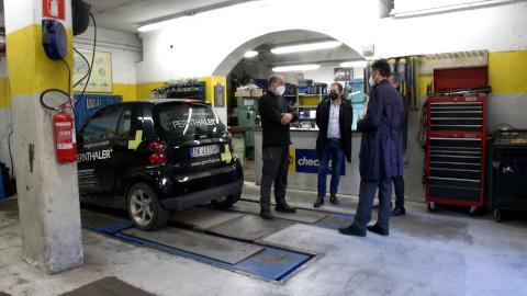Video: «Straßenverkehrsordnung: Vereinfachungen für Werkstätten und Bürger»