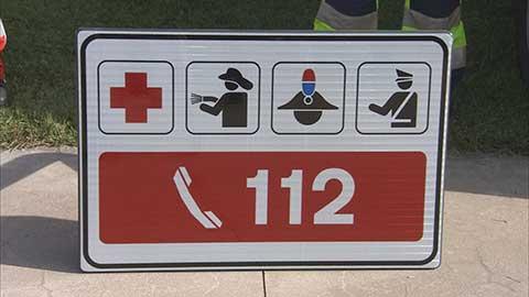 Video: «112: un numero unico per tutte le emergenze»